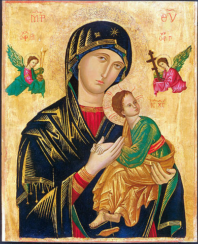 Prayers to Our Lady of Perpetual Help - Signs, Wonders, and Miracles