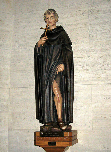 Prayer to St  Peregrine: Patron Saint of Cancer Patients - Signs