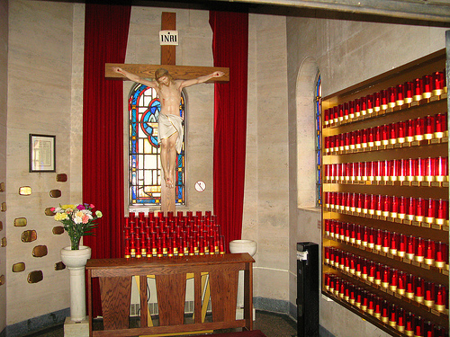 Prayer Room of the Cross