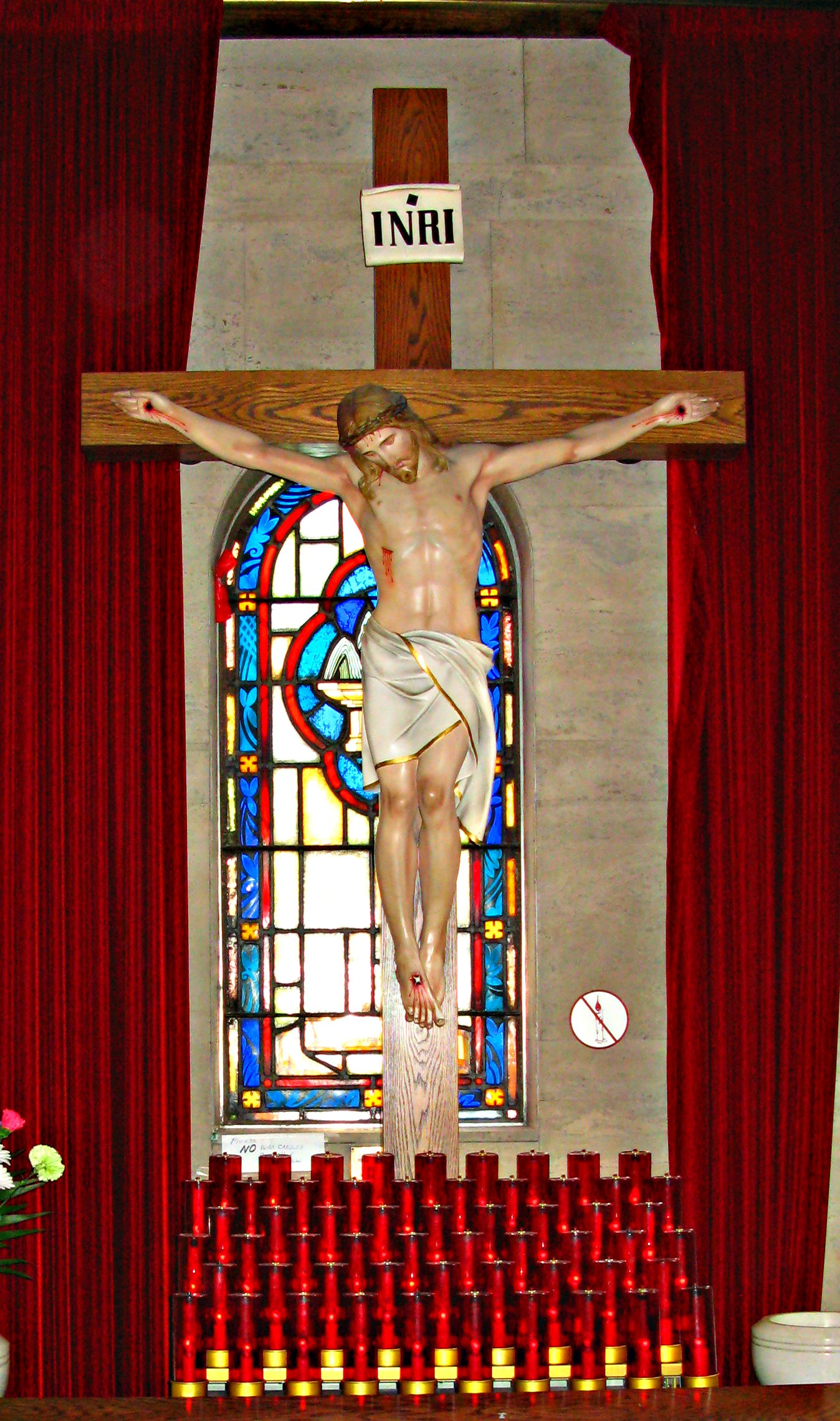 Pray Before a Crucifix