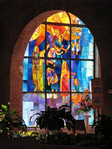 Corpus Christi Window