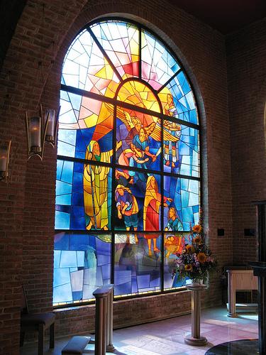 Corpus Christi Church Window
