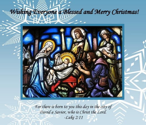 2012 Christmas Greetings